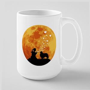 Shetland Sheepdog Large Mug