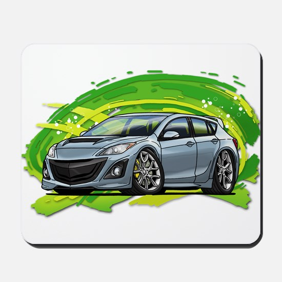 Silver Speed3 Mousepad
