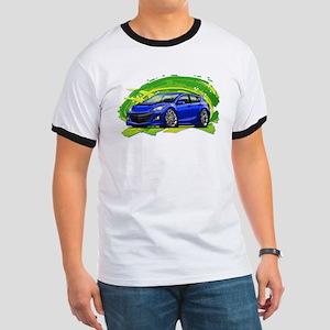 Blue Speed3 Ringer T