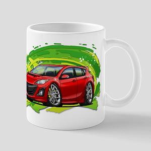 Red Speed3 Mug
