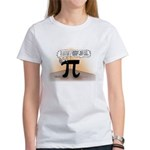 Pi On Hold Women's T-Shirt