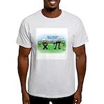 Golf Negative Skew Light T-Shirt