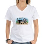 Twitter Women's V-Neck T-Shirt