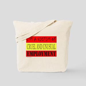 JOB/EMPLOYMENT/CAREER Tote Bag