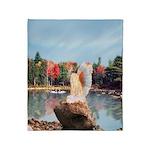 Angel 270 - Throw Blanket
