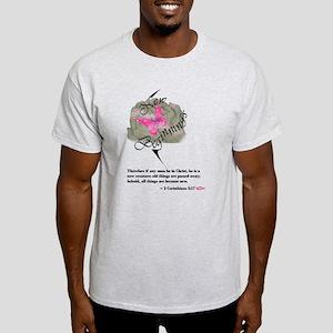 New Beginnings Light T-Shirt