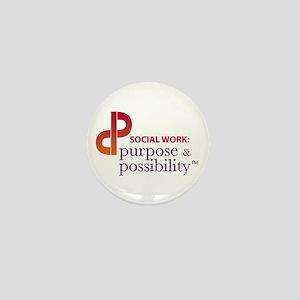 Purpose and Possibility Mini Button