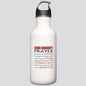 Stage Manager's Prayer Stainless Water Bottle 1.0L
