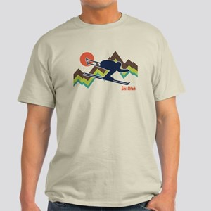 Ski Utah Light T-Shirt