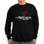 Proud Twilight Mom Sweatshirt (dark)