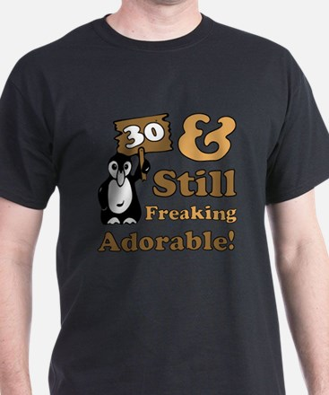 Adorable 30th Birthday T-Shirt