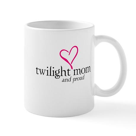 Proud Twilight Mom Mug