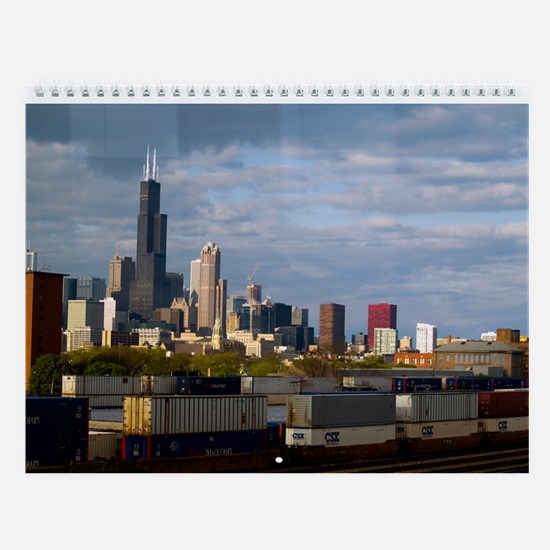 From the Second Story: Chicago from the El