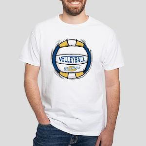 Dig It B/Y 2 Sided White T-Shirt