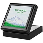 Mt Hood, Oregon Keepsake Box