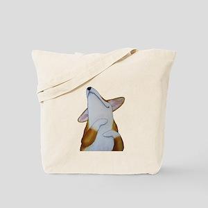 Corgi Bliss Tote Bag