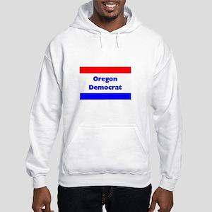 Oregon Democrat Hooded Sweatshirt