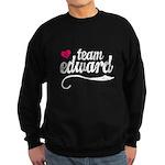 Team Edward Sweatshirt (dark)