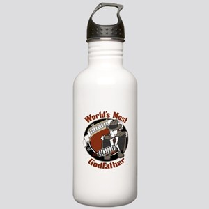 Outrageous Godfather Stainless Water Bottle 1.0L