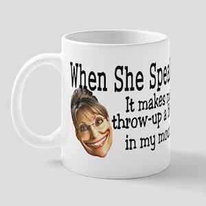 Sarah Speaks Mug