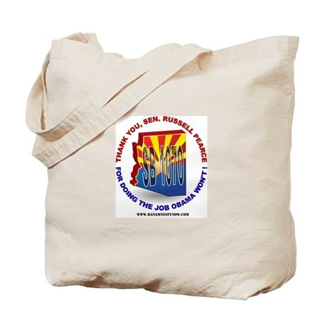 Thank Sen Pearce Tote Bag