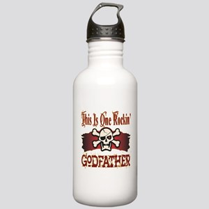 Rockin Godfather Stainless Water Bottle 1.0L
