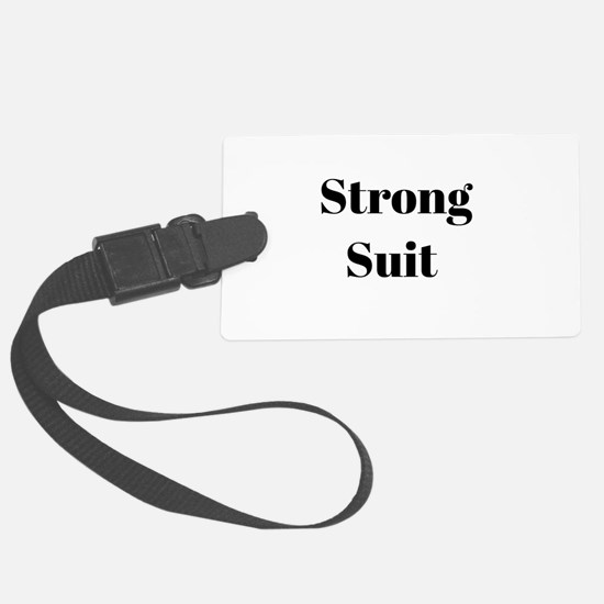 Eethg Strong Suit Luggage Tag