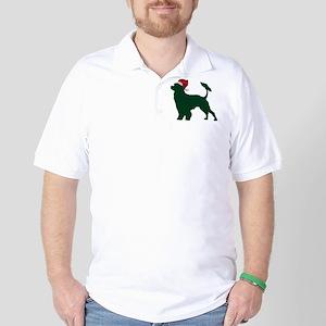 Portuguese Water Dog Golf Shirt