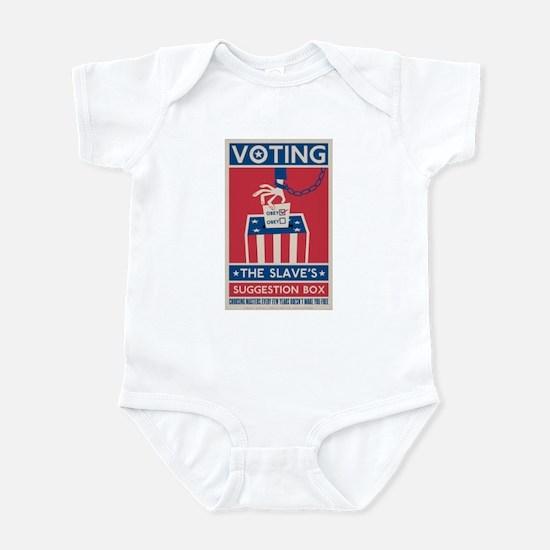 Voting Infant Bodysuit