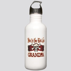 Kickass Grandpa Stainless Water Bottle 1.0L