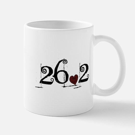 26.2 Smirk Mug