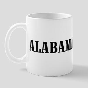 Alabama or Bust! Mug