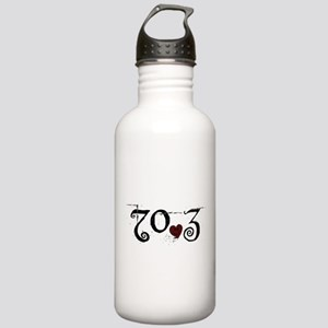 70.3 Smirk Stainless Water Bottle 1.0L