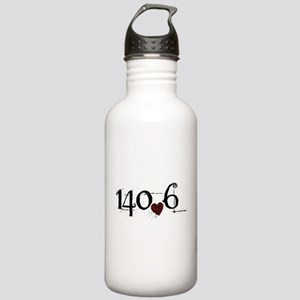 140.6 Smirk Stainless Water Bottle 1.0L