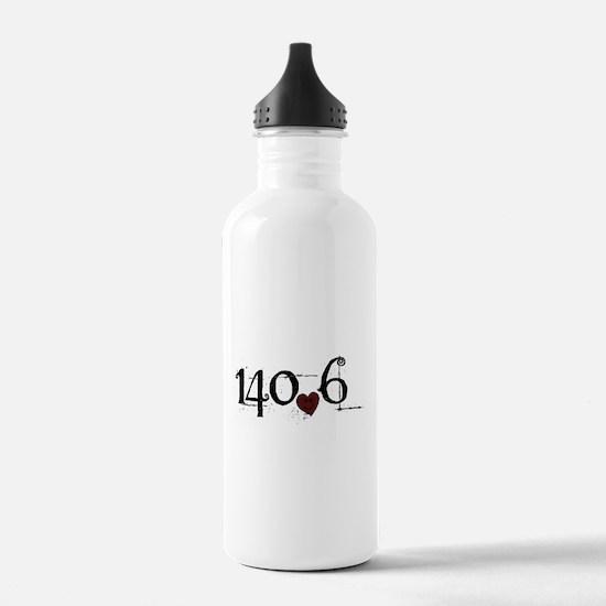 140.6 Smirk Water Bottle