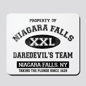 Property of Niagara Falls Mousepad