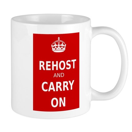 Rehosting Mug