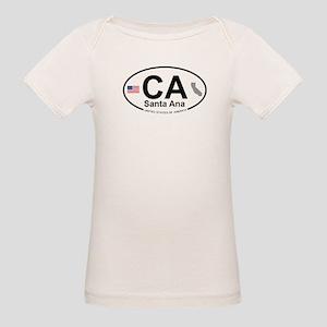 Santa Ana Organic Baby T-Shirt
