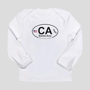 Santa Ana Long Sleeve Infant T-Shirt