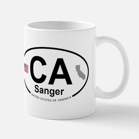Sanger Mug