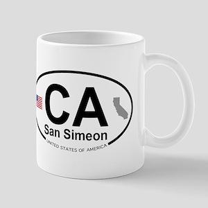 San Simeon Mug