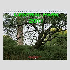 Central Park Wall Calendar