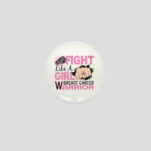 Licensed Fight Like a Girl 20.2 Mini Button