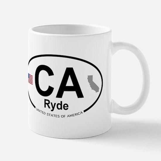 Ryde Mug