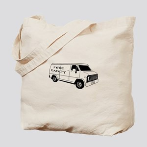 Free Candy Tote Bag