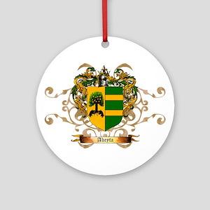 Abeyta Ornament (Round)