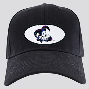 Jester Black Cap