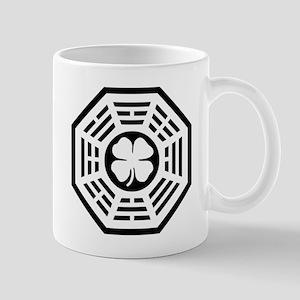 Dharma Luck Faded Mug