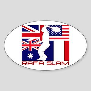 grandslamflags Sticker