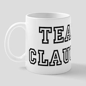 Team Claudia Mug